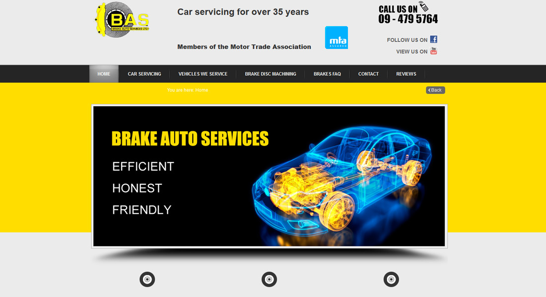 Brake and Auto Services